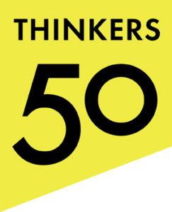 Emerging thinkers with the potential to make lasting contributions to management theory and practice.