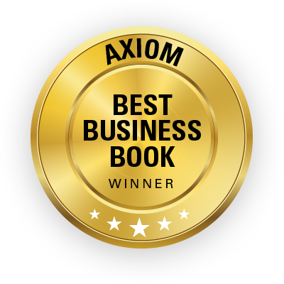 AXIOM Best Business Book Winner